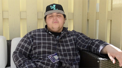 iHipHop Exclusive Video Interview: Alex Wiley Talks A3C Volume 3, Playing Action Bronson in Basketball, Getting Roofied & More